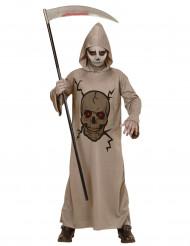 Disfraz segador esqueleto niño Halloween