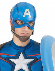 Máscara adulto 2 partes Capitán América™ movie 2