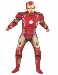 Disfraz adulto Iron Man 2™ Deluxe