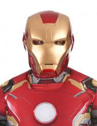 Máscara adulto 2 partes Iron Man™ película 2