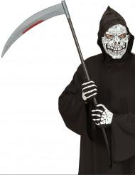 Guadaña ensangrentada 107 cm Halloween
