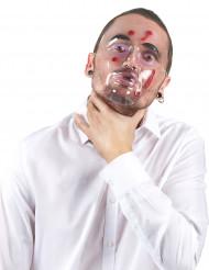 Máscara impacto balas adulto