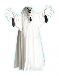Decoración fantasma fluorescente 55 cm Halloween