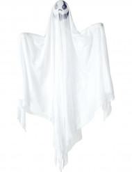 Decoración colgante fantasma luminoso Halloween 90 cm
