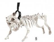 Perro esqueleto 45 cm Halloween