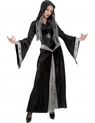Disfraz maga tenebrosa mujer Halloween