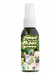 Spray sangre falsa tóxica verde 48 ml Halloween
