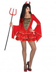Disfraz diablesa mujer