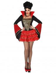 Disfraz vampiro mujer