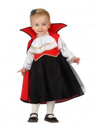 Disfraz vampira bebé