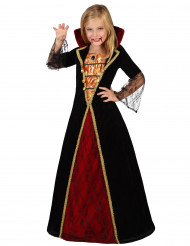 Disfraz vampiresa niña