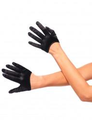 Mini guantes negros
