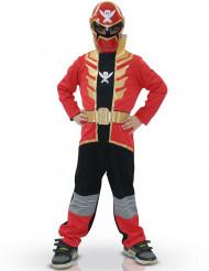 Disfraz clásico Rojo Powers Rangers™ Super Mega Force