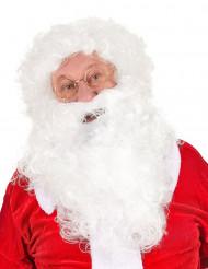 Peluca y barba Papá Noel 235 g