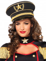 Sombrero militar para adulto