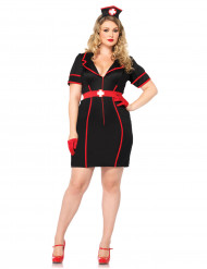 Disfraz de enfermera sexy talla grande