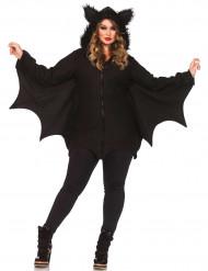 Disfraz murciélago mujer talla grande