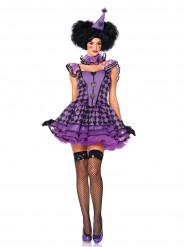 Disfraz arlequín mujer