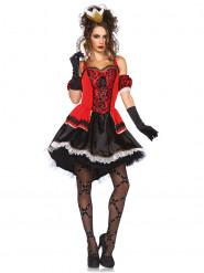 Disfraz reina barroca mujer