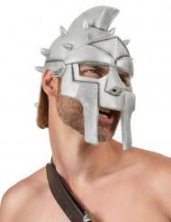 Casco látex guerrero adulto