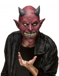 Máscara látex criatura diabólica adulto Halloween