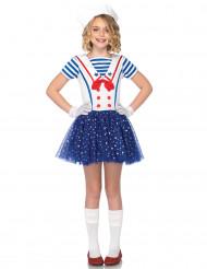 Disfraz marinero para niña