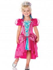 Disfraz princesa niña