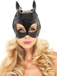 Máscara gato vinilo