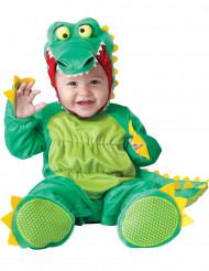 Disfraz cocodrilo para bebé-Lujo