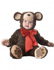 Disfraz oso para bebé - Lujo