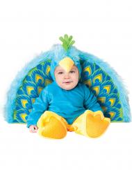 Disfraz Pavo real para bebé - Premium