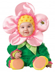 Disfraz Flor para bebé - Lujo