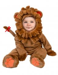 Disfraz León para bebé - Lujo