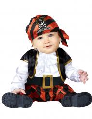 Disfraz pirata para bebé Clásico