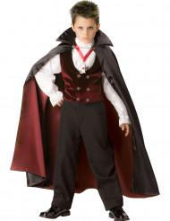 Disfraz de Vampiro Gótico para niño- Premium