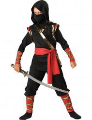 Disfraz Ninja para niño -Premium