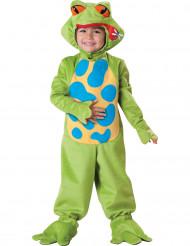Disfraz de rana para niño -Premium