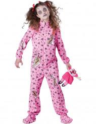 Disfraz Zombie para niña - Premium