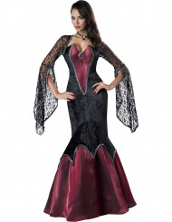 Disfraz belleza gótica para mujer -Premium