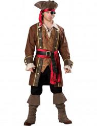 Disfraz Capitán hombre Premium