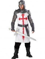 Disfraz caballero cruzadas hombre Premium