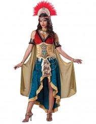Disfraz Reina Maya para mujer -Premium
