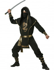 Disfraz Ninja hombre Premium