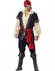 Disfraz de Pirata hombre -Premium