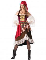Disfraz de pirata marinera para mujer -Premium