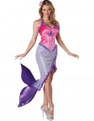 Disfraz Sirena para mujer Premium