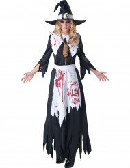 Disfraz bruja mujer Premium