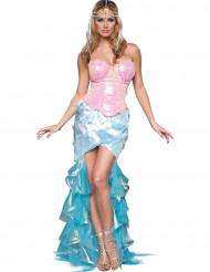 Disfraz Sirena para mujer -Premium