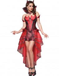 Disfraz diablesa para mujer -Premium