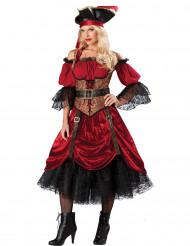 Disfraz de Pirata para mujer -Premium